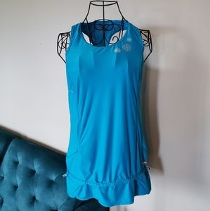 CLEARANCE!! Running Room sz small sleeveless top